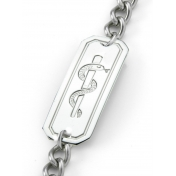 Curb Chain with Polished ID - BP01